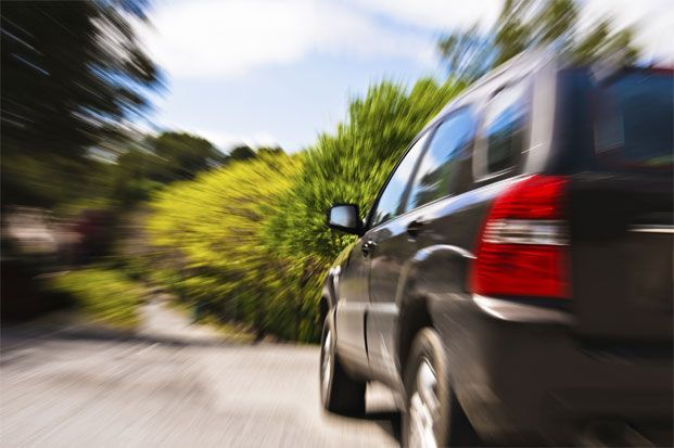 Crazy Car Accident Facts
