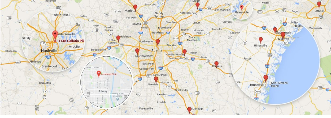 Chiropractor Locations Near You
