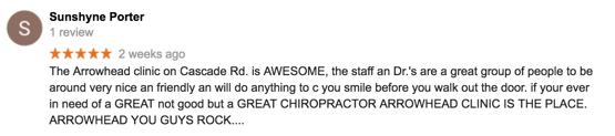 Top Chiropractor in Atlanta
