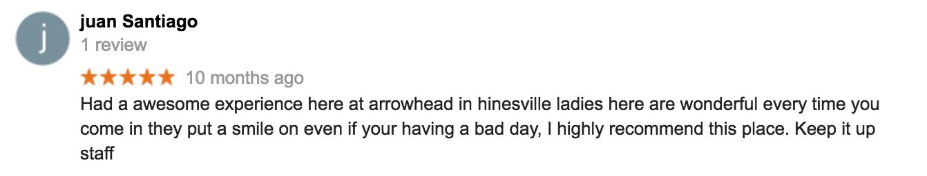 Chiropractor Reviews in Hinesville, Ga