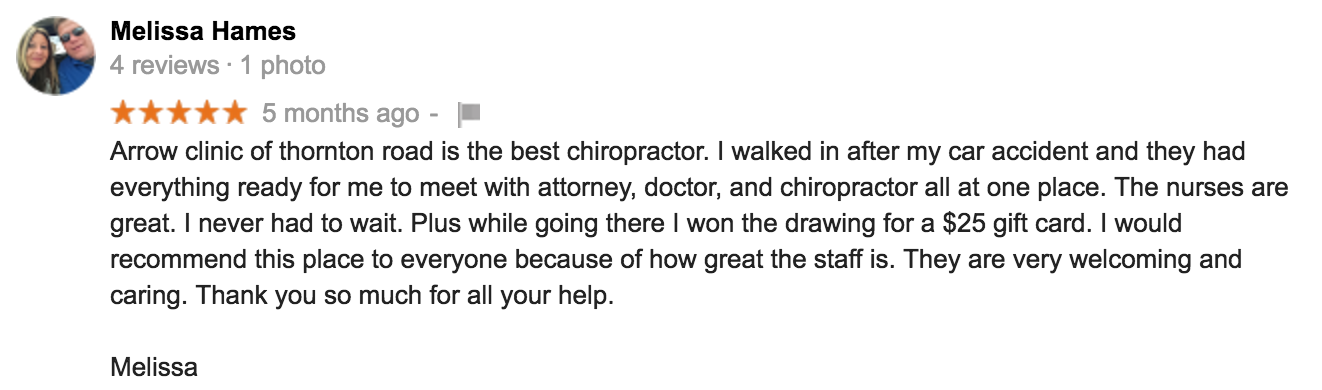 Lithia Springs, Ga Chiropractor Ratings