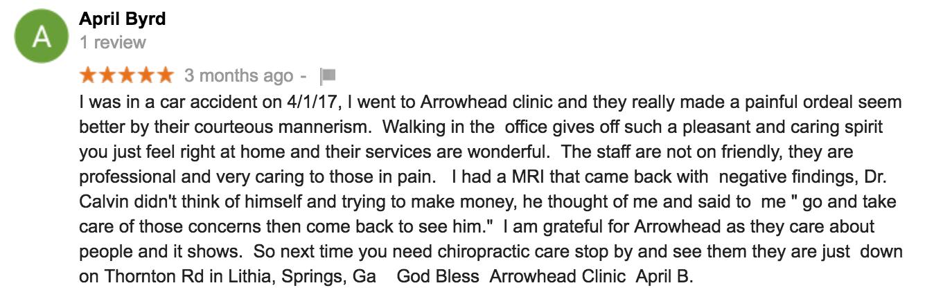 Top Reviewed Chiropractors in Lithia Springs, Ga