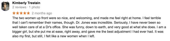 Best Reviewed Chiropractor in Nashville, TN