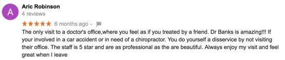 Top Rated Chiropractor in Savannah, Ga