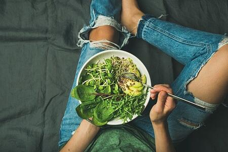 Eating Healthy can increase Confidence
