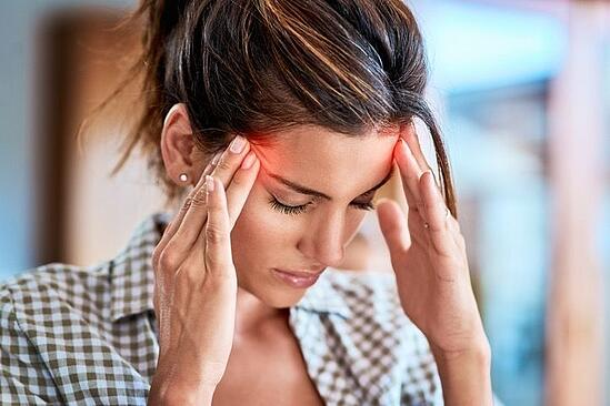 Healthy Lifestyles Limit Headaches and infections