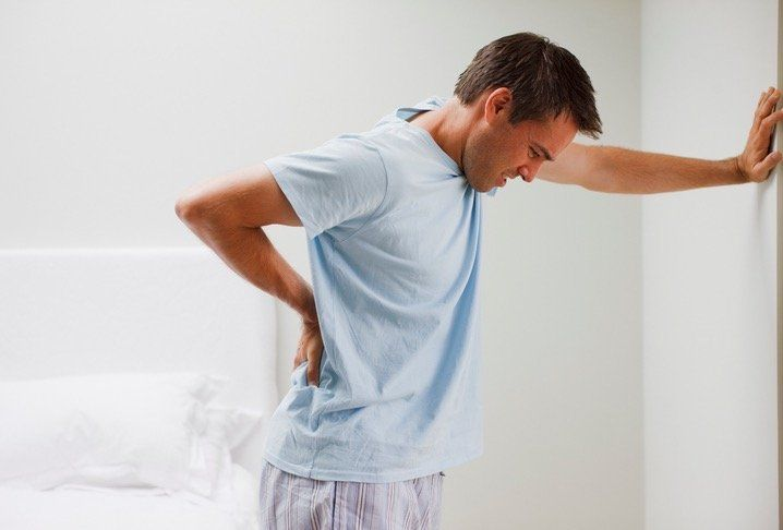 What to do immediately after you hurt your back