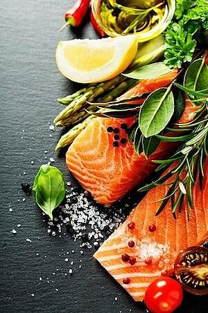Healthy Foods and Vitamin D to Boost the Immune System