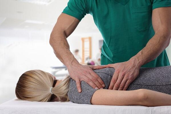 Chiropractic adjustment for car accident victim mcdonough