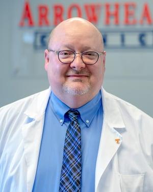 Doctor Darris Gentry