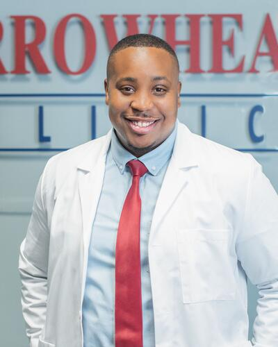 Doctor Antjuan Mitchell | Arrowhead Clinic in Morgan