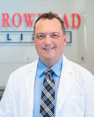 Doctor Jeremy Thompson | Arrowhead Clinic