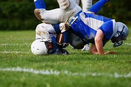 Sports Injury Accident