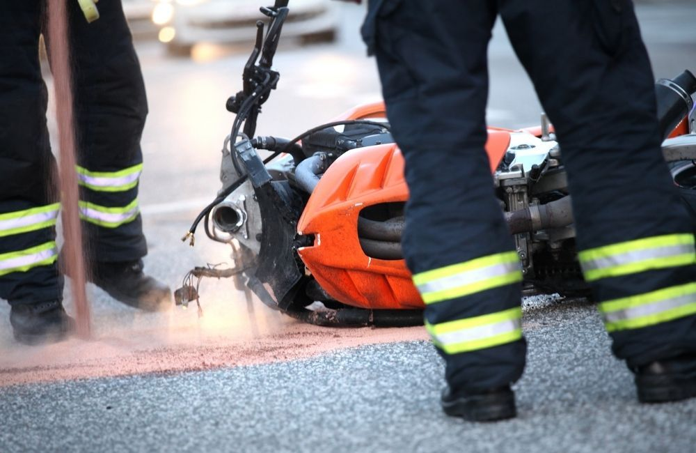 medical-professionals-help-a-motorcycle-accident-victim-in-mcdonough