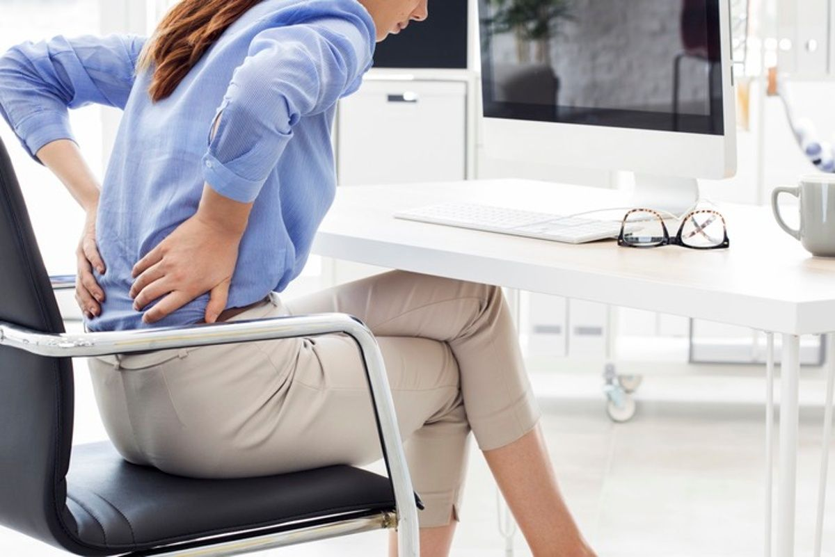 Your McDonough Chiropractor Can Heal Back Pain Without Drugs