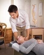 Chiropractic Adjustment in Duluth