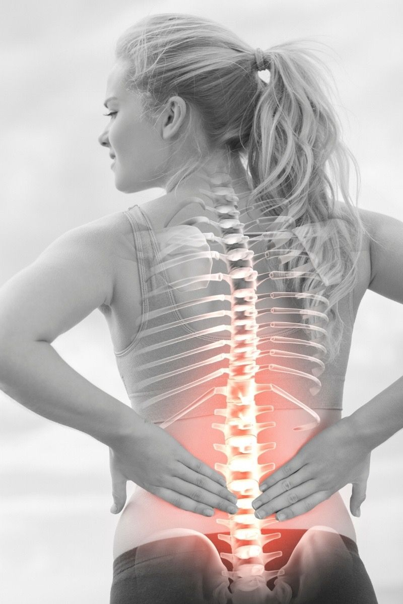 Personal Injury   Lower Back Pain