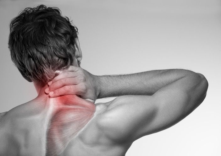 Neck Pain Injury in Albany