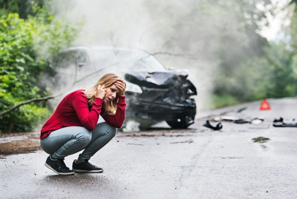 Back Pain after a Car Accident in Atlanta, GA