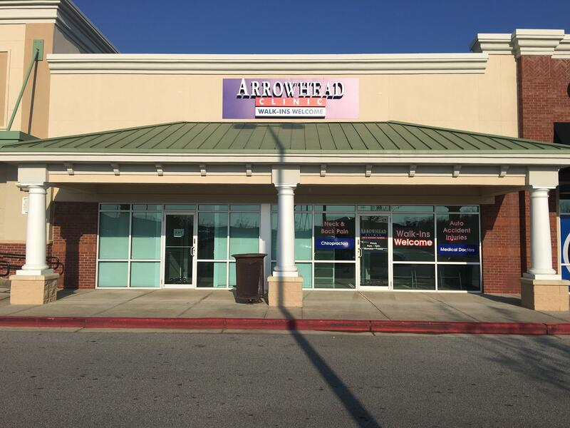 Arrowhead Chiropractic Clinic McDonough | Chiropractor Near Me, massage therapy
