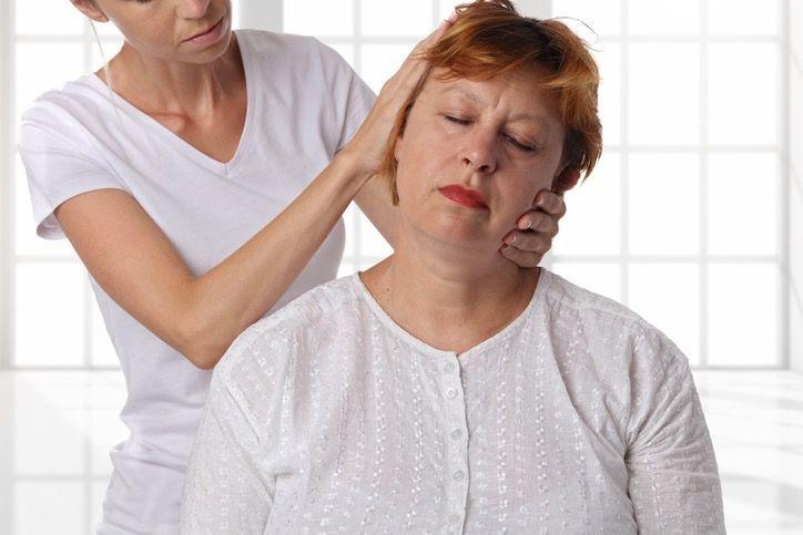 Savannah Neck Pain Treatment