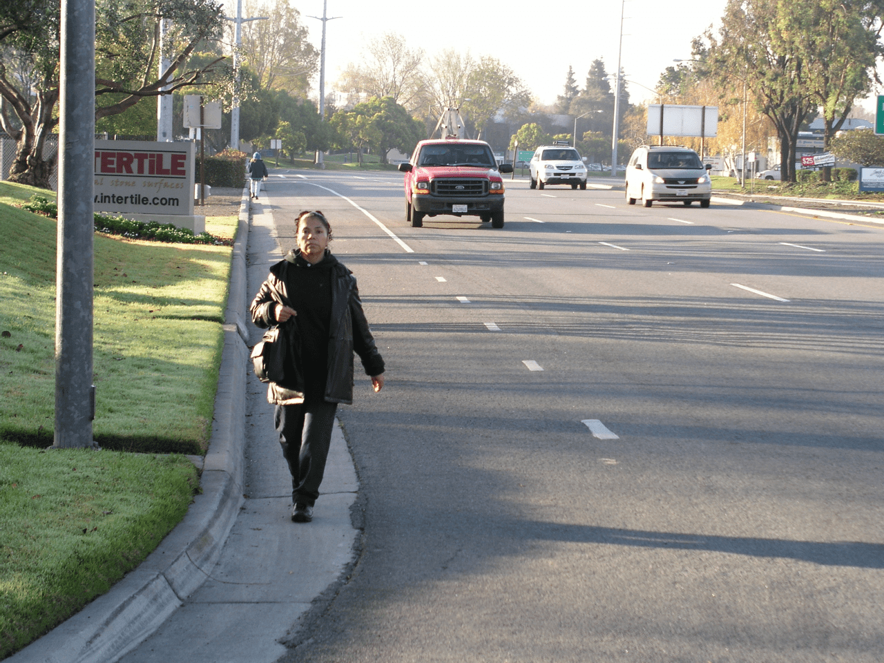 Montague-pedestrians