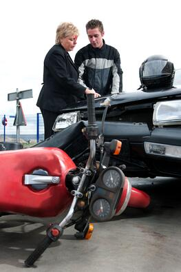 Motorcycle Accident Chiropractor Atlanta | Free Injury