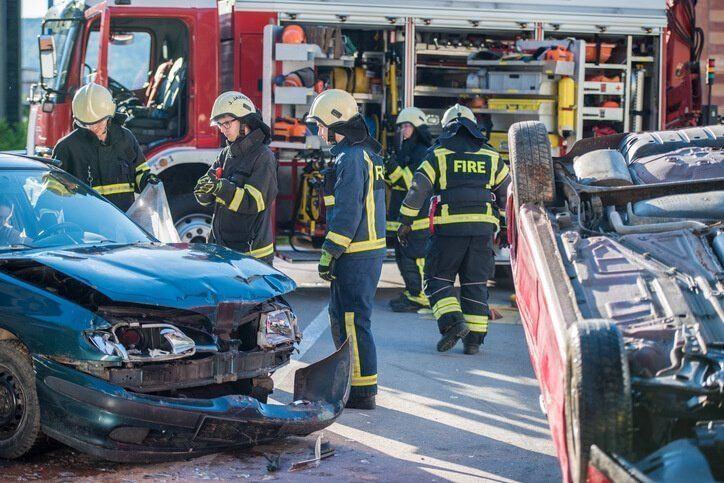 What are the most dangerous types of car accidents?