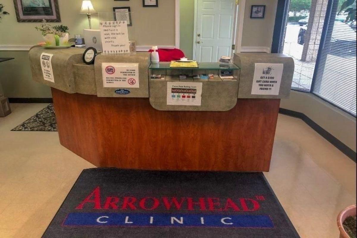 arrowhead-clinic-office-in-decatur-georgia