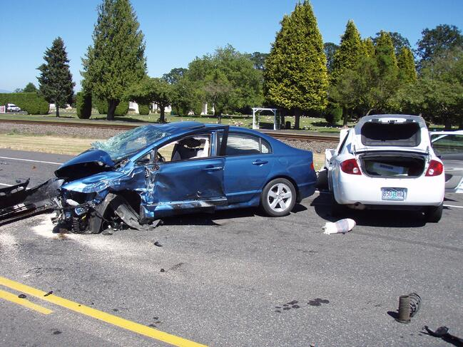 Injury symtoms that don't show up immediately following a car accident