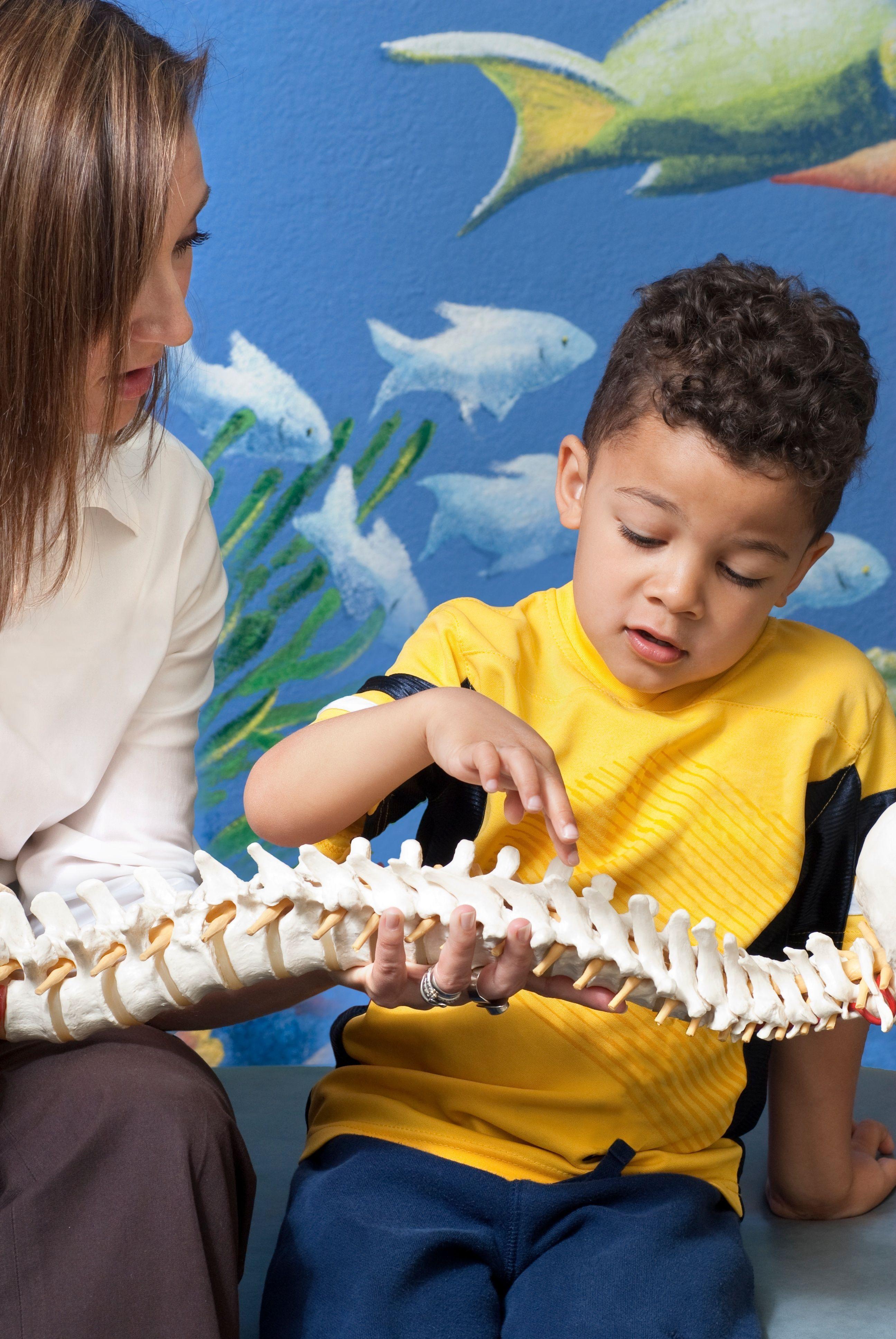 Chiropractic Care for Children in Georgia