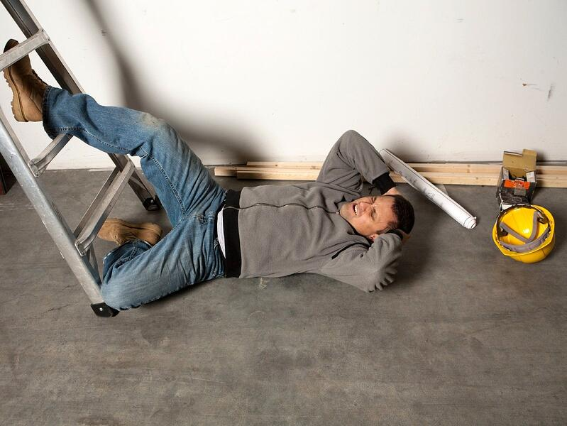 How to prevent most work injuries