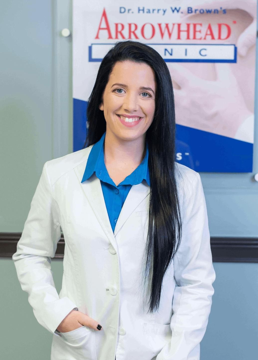 dr. riley cares about providing exceptional chiropractic care to all her patients.