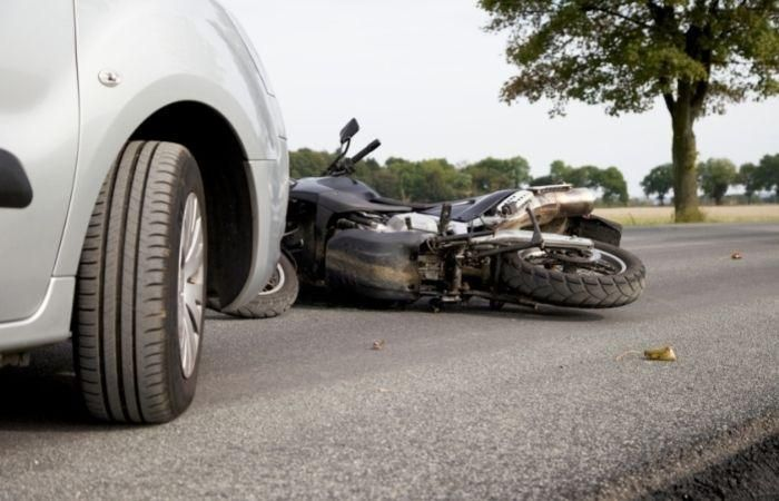 severe motorcycle accident injury