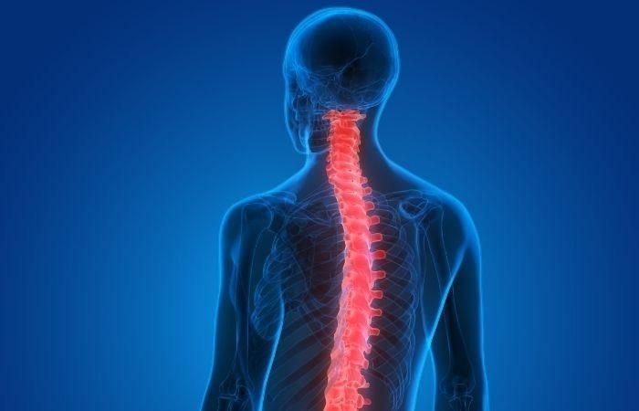 spinal cord injury after a motorcycle accident