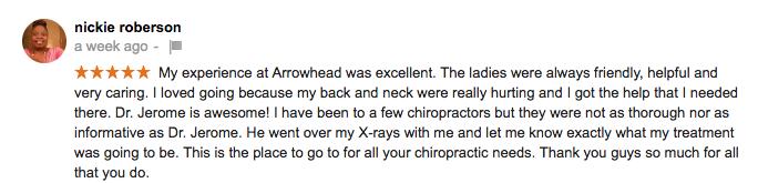 Brunswick Chiropractic Top Reviewed Chiropractor